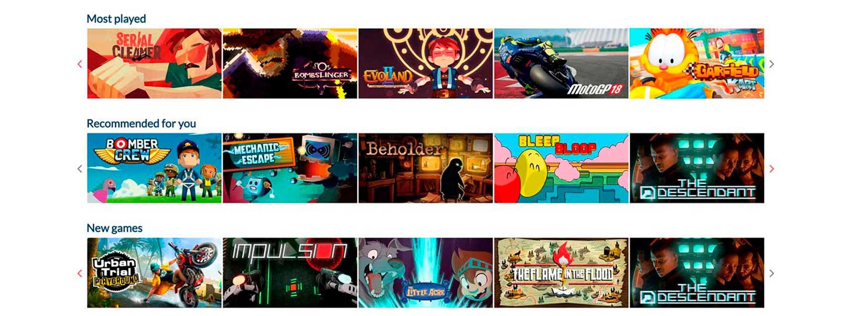 games-platform