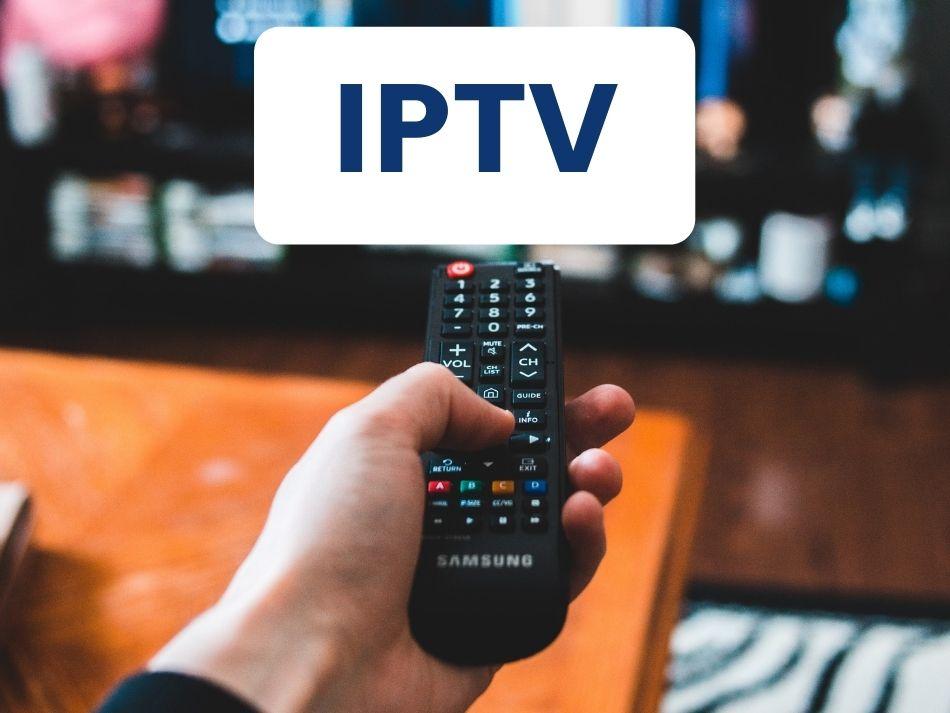 Is IP-tv legal in Spain?